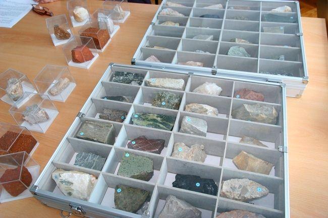 Prijenosna geološka zbirka