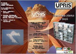 Brošura Geološka zbirka u školi