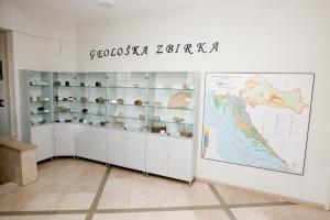 Županijska geološka zbirka OŠ Bartula Kašića (HGI)
